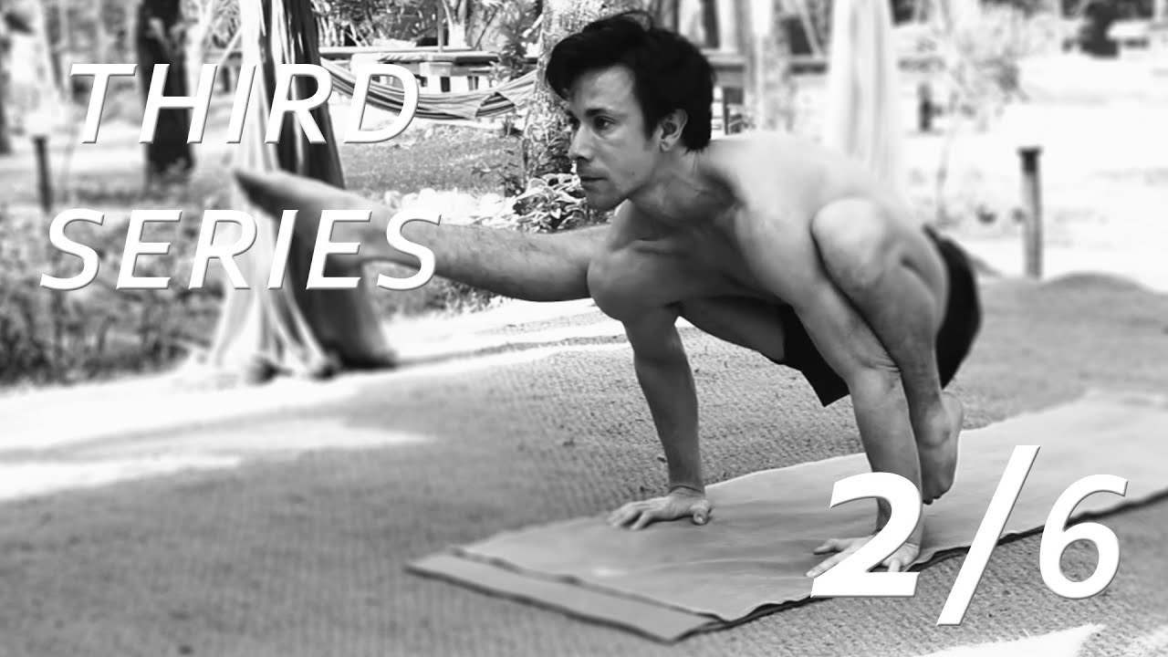 Third Series Ashtanga Yoga Demonstration by Joey Miles (2/6) - YouTube