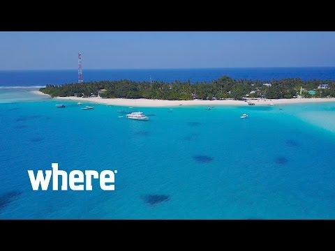 The Maldives - Fulidhoo Island