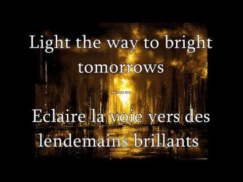 Lyrics traduction française : Globus  - Take me away