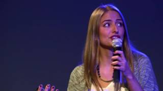 The dark secret behind sexist advertisements. | Natalia Ortiz Hazarian | TEDxYSMU