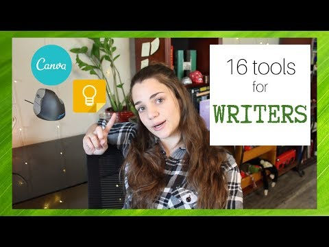 The Best Tools For Writers: 16 Products, Services, & Practices