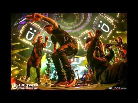 SKRILLEX LIVE @ ULTRA MUSIC FESTIVAL 2015 (Rub3n Remake)