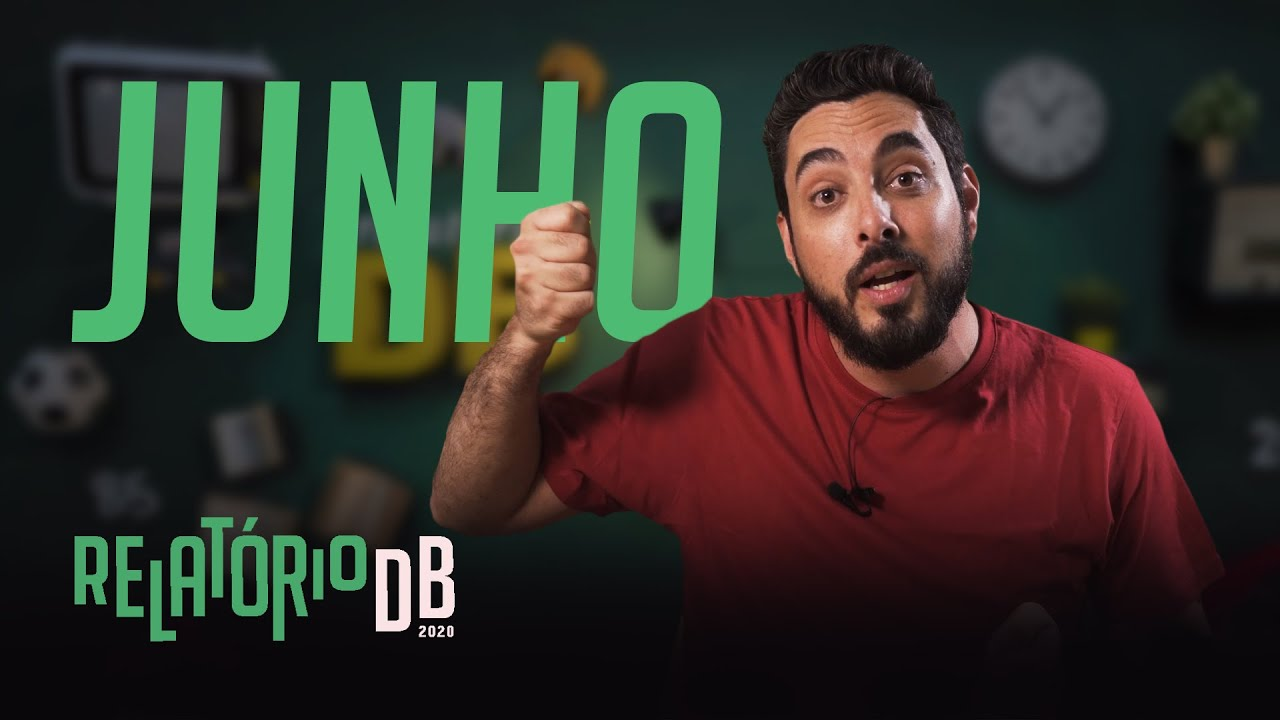 RELATÓRIO DB - JUNHO 2020
