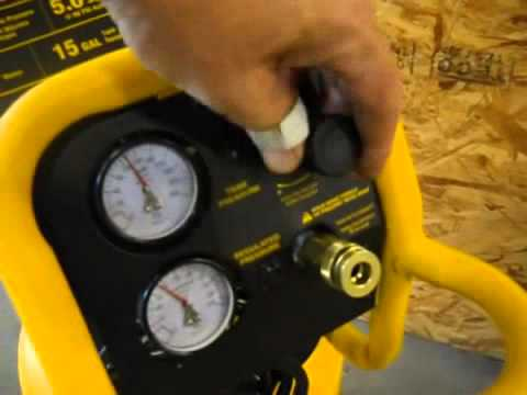 Dewalt D55168 200 Psi Portable Compressor Unbiased Review