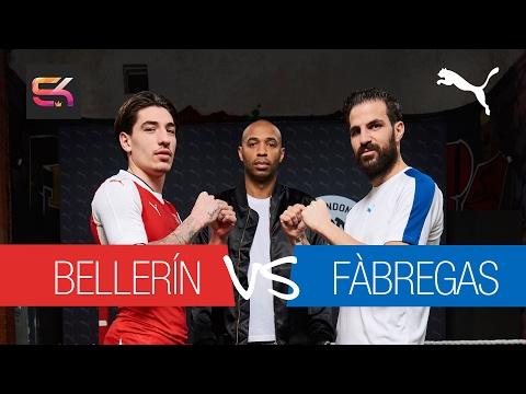 Derby Fever - Cesc Fàbregas v Héctor Bellerín By Puma