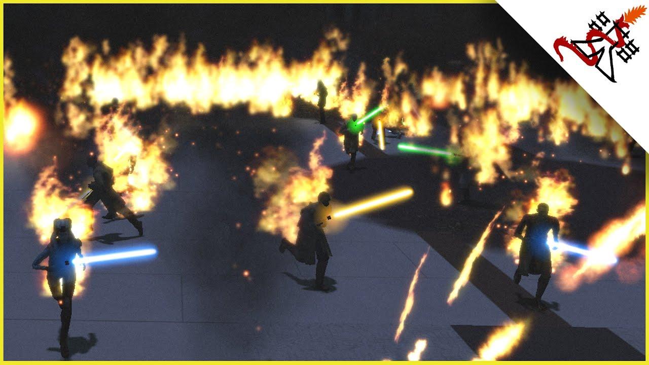 Jedi Fire