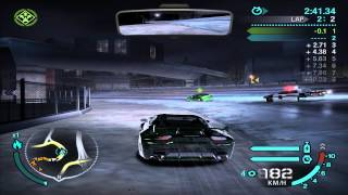 Need For Speed: Carbon - Race #21 - Dover Street (Circuit)