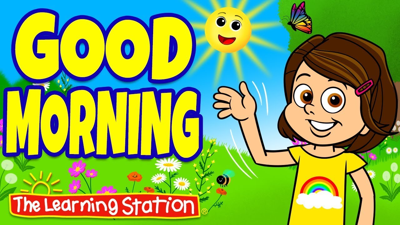 graphic relating to Make New Friends Song Printable identify Terrific Early morning Tune ♫ Thoughts Breaks for Kids ♫ Stage New music ♫ Children Audio ♫ The Studying Station