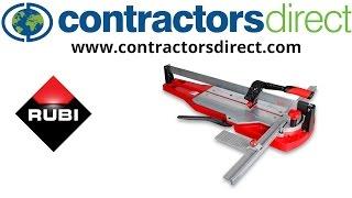 Rubi TI-T Professional Pull Tile Cutters