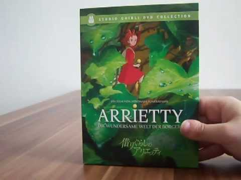Arrietty - The Borrowers | Trailer #1 D (2011) from YouTube · Duration:  1 minutes 57 seconds