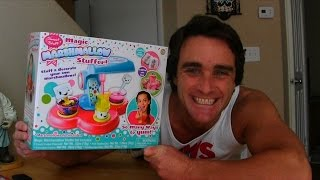 Sweet Stuff Magic Marshmallow Stuffer!