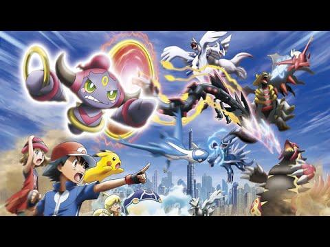 Pok mon the movie xy 2015 l gendaires et hoopa l - Pokemon x et y legendaire ...