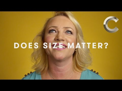 Thumbnail: Does size matter | Women | One Word