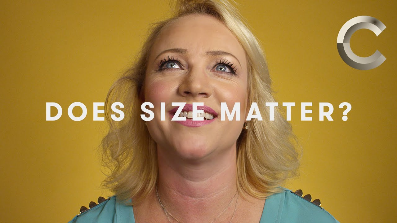 does size matter | women | one word | cut - youtube