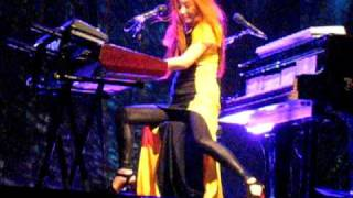Tori Amos Not Dying Today Red Bank NJ 2009