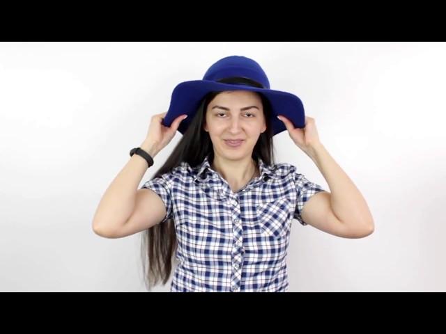 Шляпа, Джоан Синяя