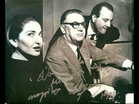 Maria Callas - Nicola Zaccaria   V. Bellini  ''La Sonnambula''