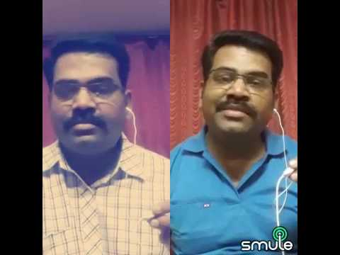 Ennama Kannu karoake song sung in smule(Double act)