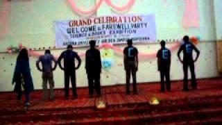 hazara university zoology partyy