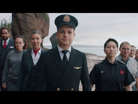 Air Canada: Happy Canada Day - Bonne fête du Canada