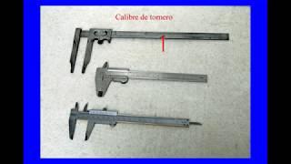 El calibre Cómo utilizamos los instrumentos de medición