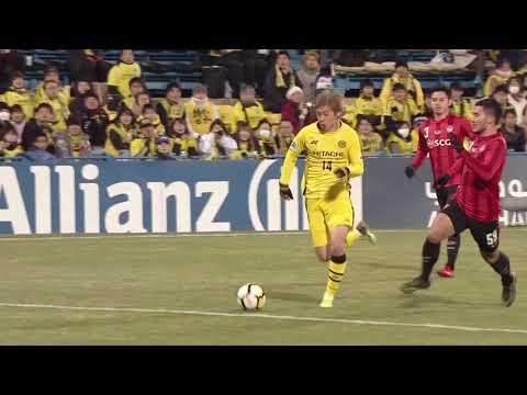 Kashiwa Reysol vs Muangthong United (AFC Champions League 2018: Playoff Round)