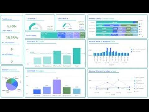 Power BI Complete Tutorial | Power BI Desktop Solutions
