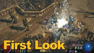 Path of Exile Gameplay First Look - MMOs.com