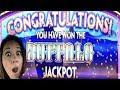 Buffalo JACKPOT💥💥!! OVER 900X MY BET !!! Super free games !!!