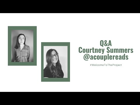 Q&A With Author Courtney Summers