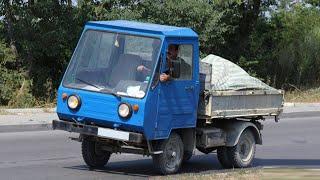10 популярных грузовиков, которые были в каждом городе СССР!