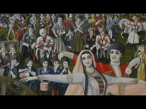 АХТЫ НАМЕ - сказание об Ахты Как богатая красавицы вышла замуж за чабана