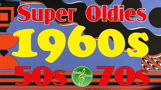 Super Oldies Of The 50's 60's 70's - Oldies But Goodies Non Stop Medley