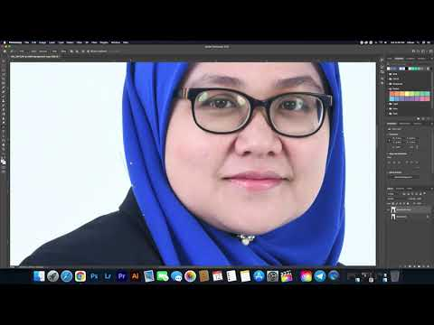 Basic Photoshop Tutorial : Clean Cropping Using Pen Tool