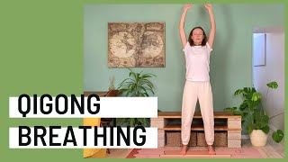3 Qigong Breathing Exercises For Strong Lungs \u0026 Immunity