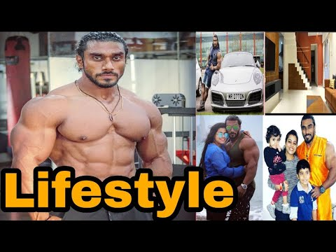 Sangram Chougule(Body Builder) Lifestyle,Biography,Luxurious,Cars,House,incomes,Wife