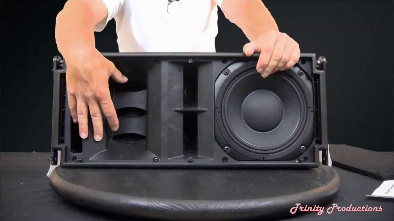 db Technologies T8 Line Array in depth review - Authorized ...
