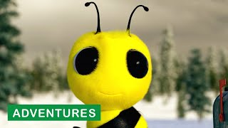 Benny Finds a Treasure Map | Benny the Bee