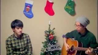 今回は友達に協力してもらって、一緒に歌いました! クリスマスというこ...