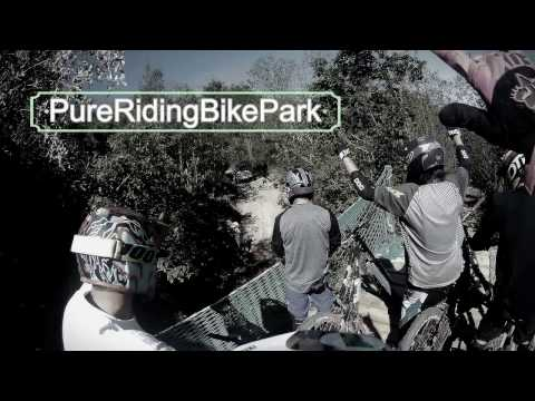 Afternoon at: PureRiding BikePark [DH Osor] 19-04-17