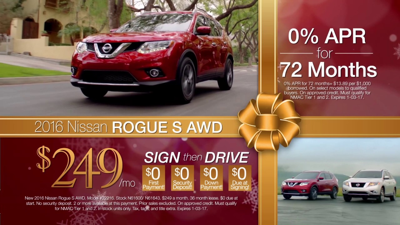 Nice Sign U0026 Drive! $199/mo. Altima, $249/mo. Rogue At Conicelli Nissan In  Conshohocken!