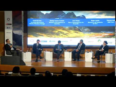 Katoomba Peru - Panel: Protecting Natural Infrastructure Amidst Economic Integration