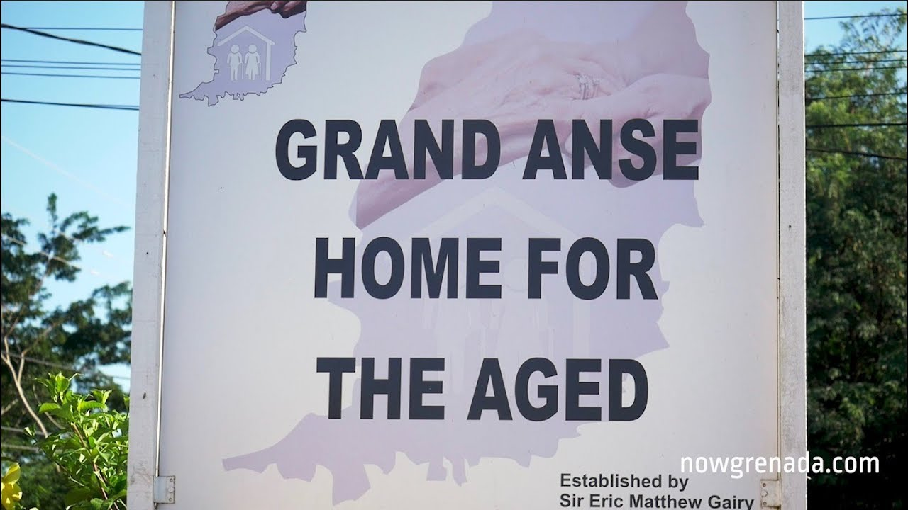 Grand Anse Home for the Aged Seeks Financial Assistance for Expansion - Dauer: 111 Sekunden