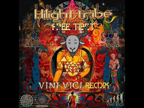 30 Min Of Hilight Tribe - Free Tibet (Vini Vici Remix) (Seamless Mix / Best Part)