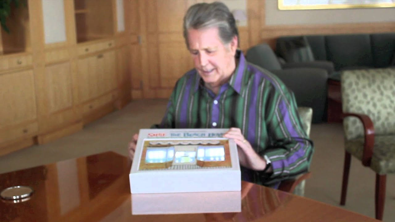 Brian Wilson Reveals The Beach Boys Smile Sessions Light