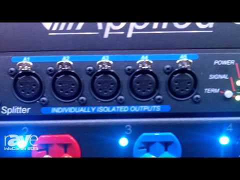 InfoComm 2015: Applied Electronics Details Signature Series Power Distribution Unit