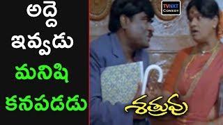 Shatruvu Movie Comedy Scenes | Babu Mohan Halirous Comedy Scene | TVNXT Comedy