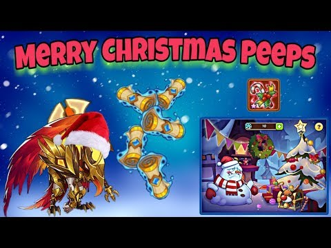 Idle Heroes (O+) - Merry Christmas Peeps - Heroic Summon Round 2! - Most  Glorious Relics Ever?!?