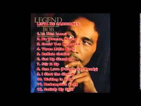 Bajar Musica Bob Marley Album Legend 1984 Youtube