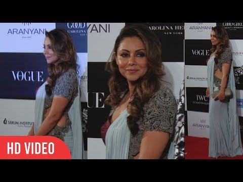 Gauri Khan Shahrukh Khan Wife at Vogue Women of the Year 2017